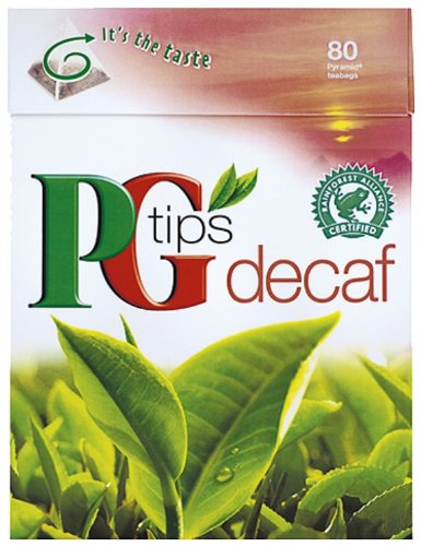 PG Tips Decaffeinated Tea