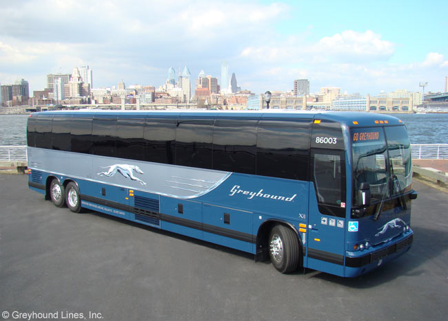 Greyhound Express