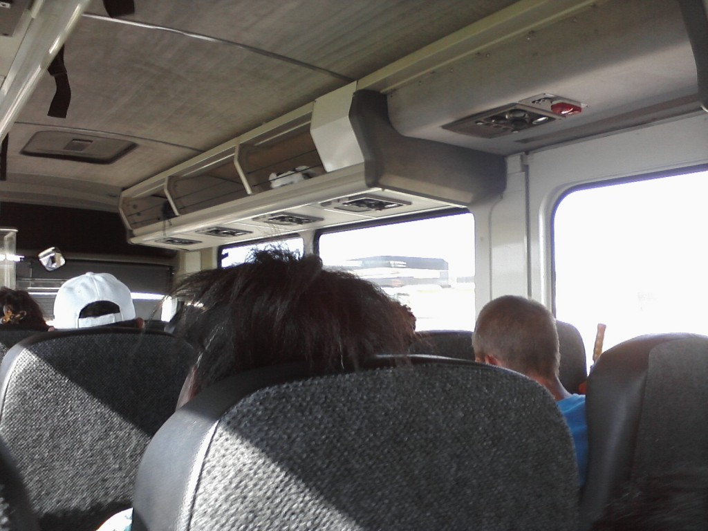 Greyhound Express Bus - Dallas to Austin