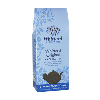 Whittard Original - Loose Tea - 125g Packet