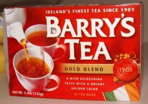 Barry's Tea Gold Blend - Irish Tea