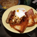 Big British Breakfast - Full English Cafe
