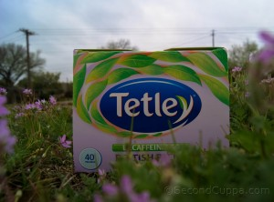 Tetley Decaffeinated British Blend Tea