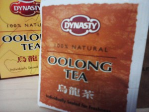 Dynasty Oolong Tea Review
