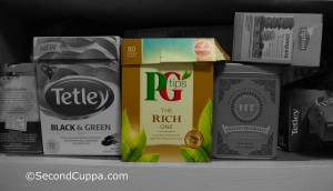 Image of PG Tips: The Rich One