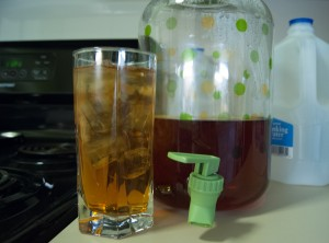 Image of Tetley Black & Green Iced Tea