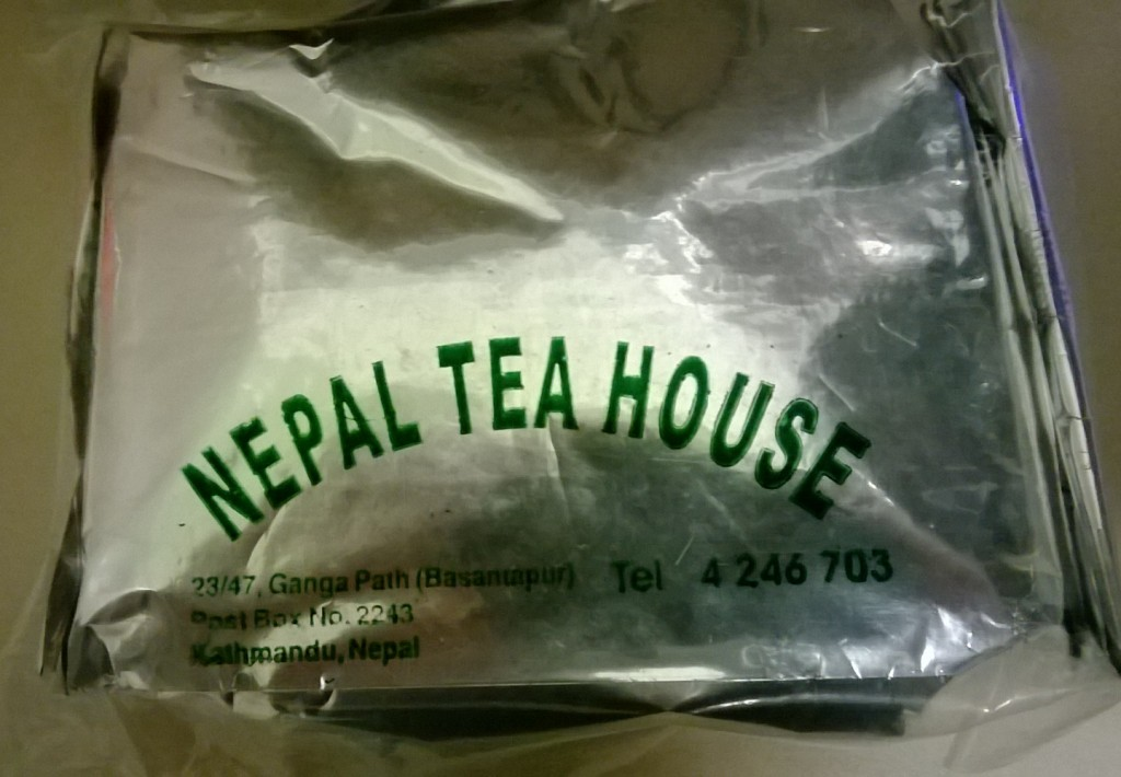 Nepal Tea House Package Front