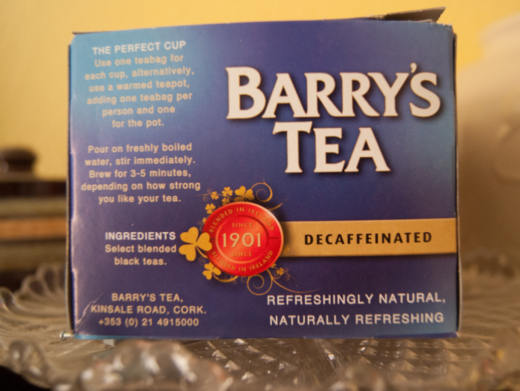 Barry's Tea Decaf