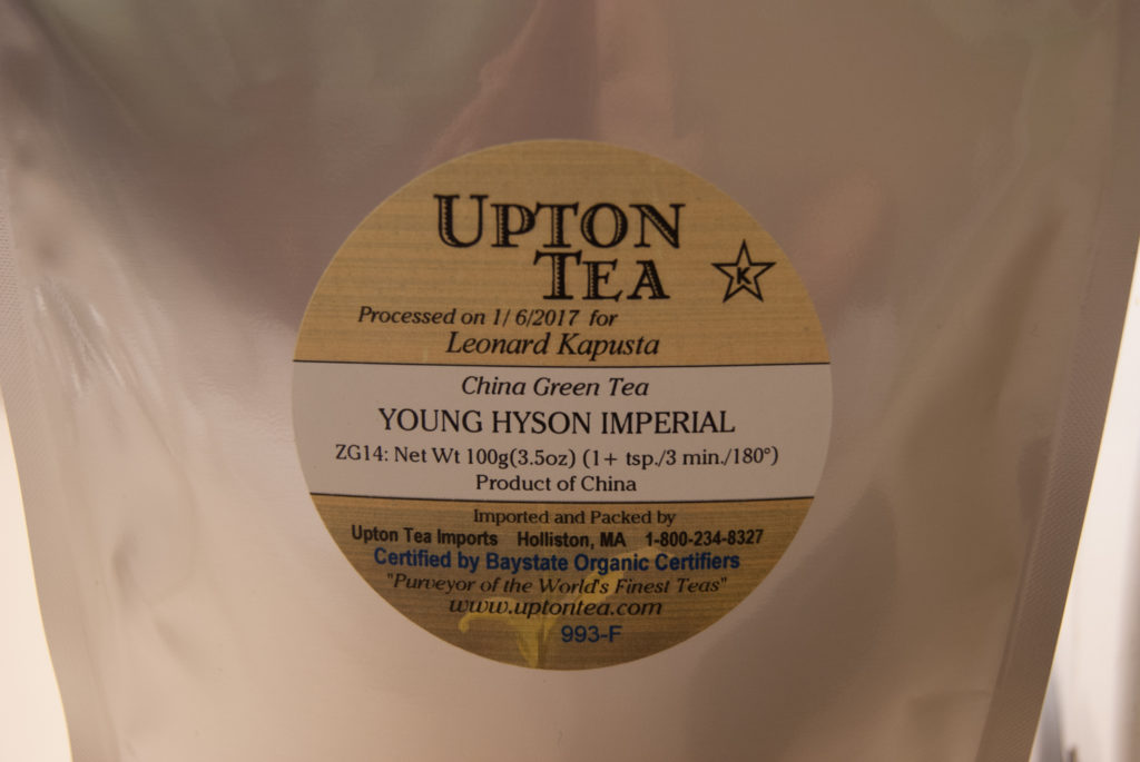 Young Hyson Imperial Organic Green Tea